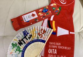 東京オリンピック聖火ランナー応援2